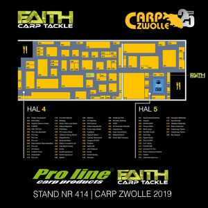 Faith Carp Tackle @ Carp Zwolle 2019