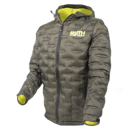Faith Bubble Jacket XXL - image 1